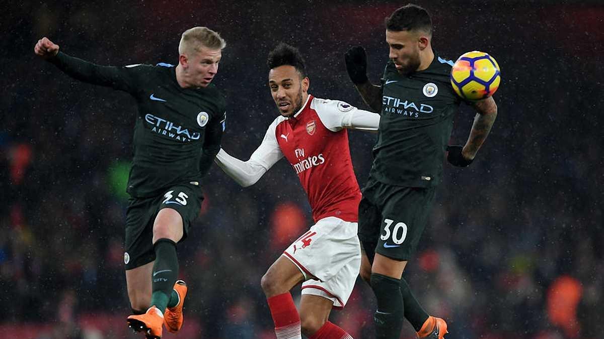 Арсенал – Манчестер Сити: онлайн-видеотрансляция полуфинала Кубка Англии – как это было