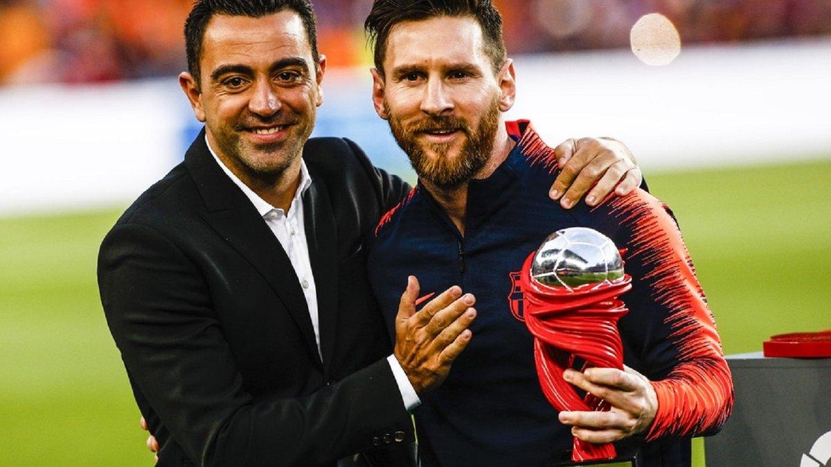 Екс-президент Барселони застеріг Хаві від повернення в каталонський клуб