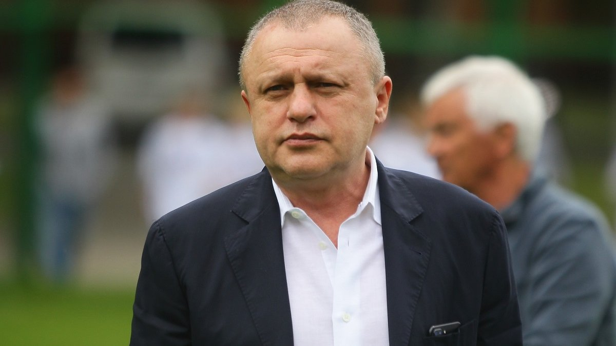 Суркіс: Динамо потрібно працювати, щоб підтягнутися до рівня Шахтаря і скласти конкуренцію