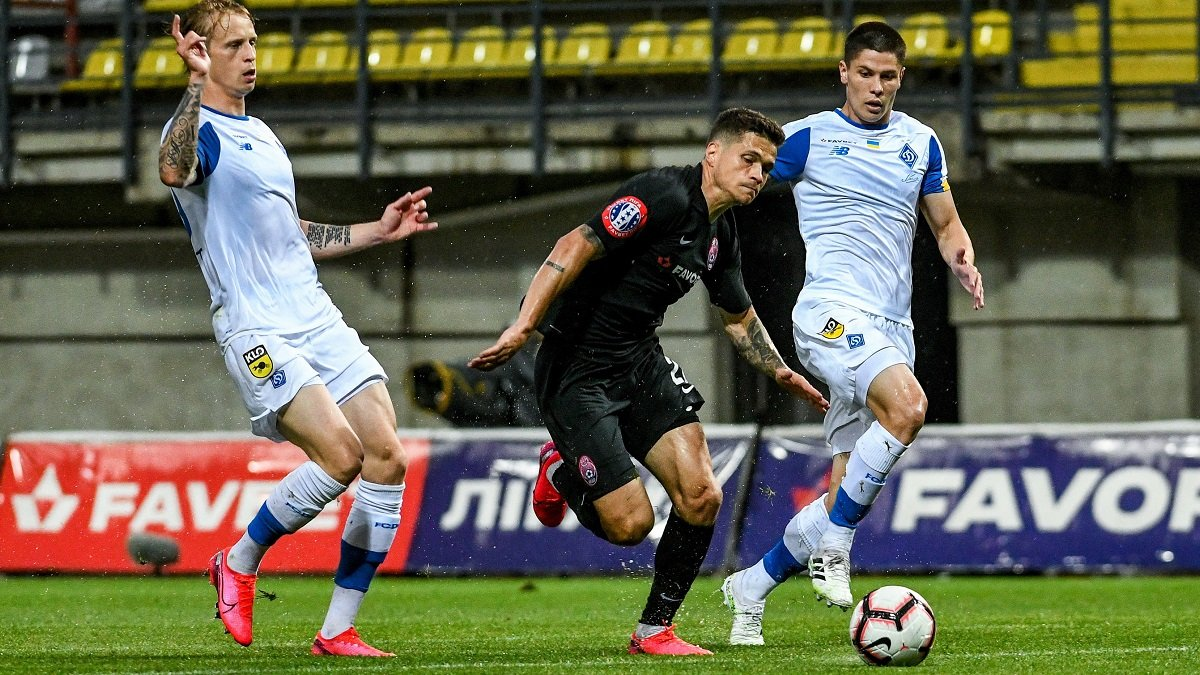 Динамо – Зоря: Попов знайшов причину невпевненої гри киян на початку матчу