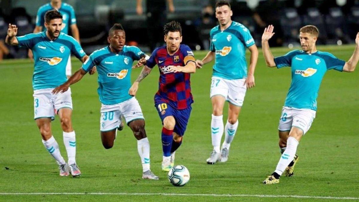 Барселона – Осасуна – 1:2 – видео голов и обзор матча