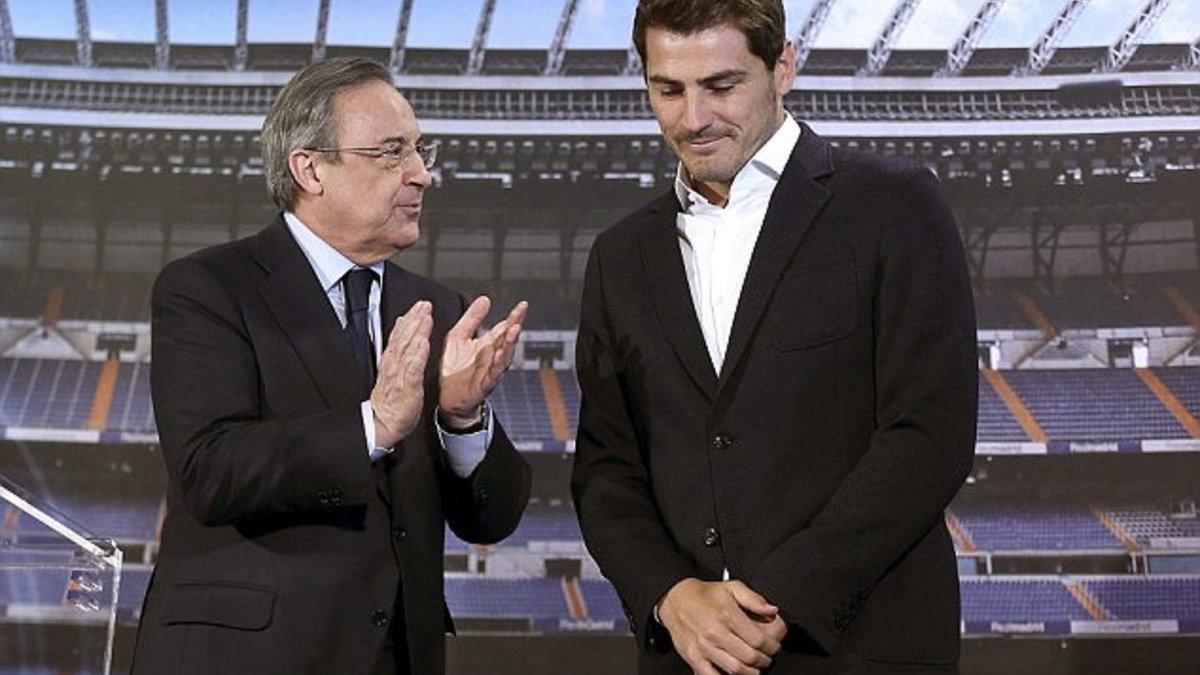 Касільяс повертається в Реал, – Marca