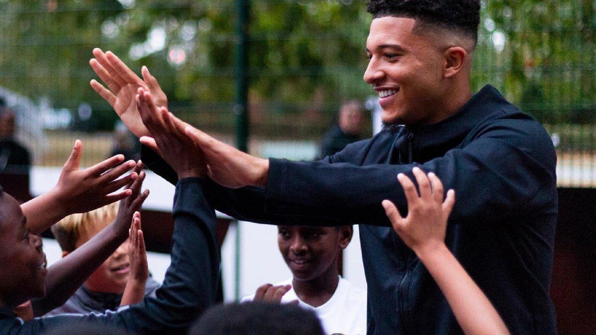 Манчестер Юнайтед погодився на умови Борусії Д щодо трансферу Санчо, – ЗМІ