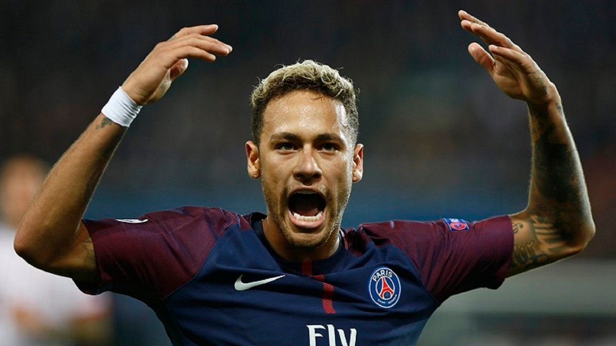 Неймар пожаловался на агрессию от игроков скромного бельгийского клуба