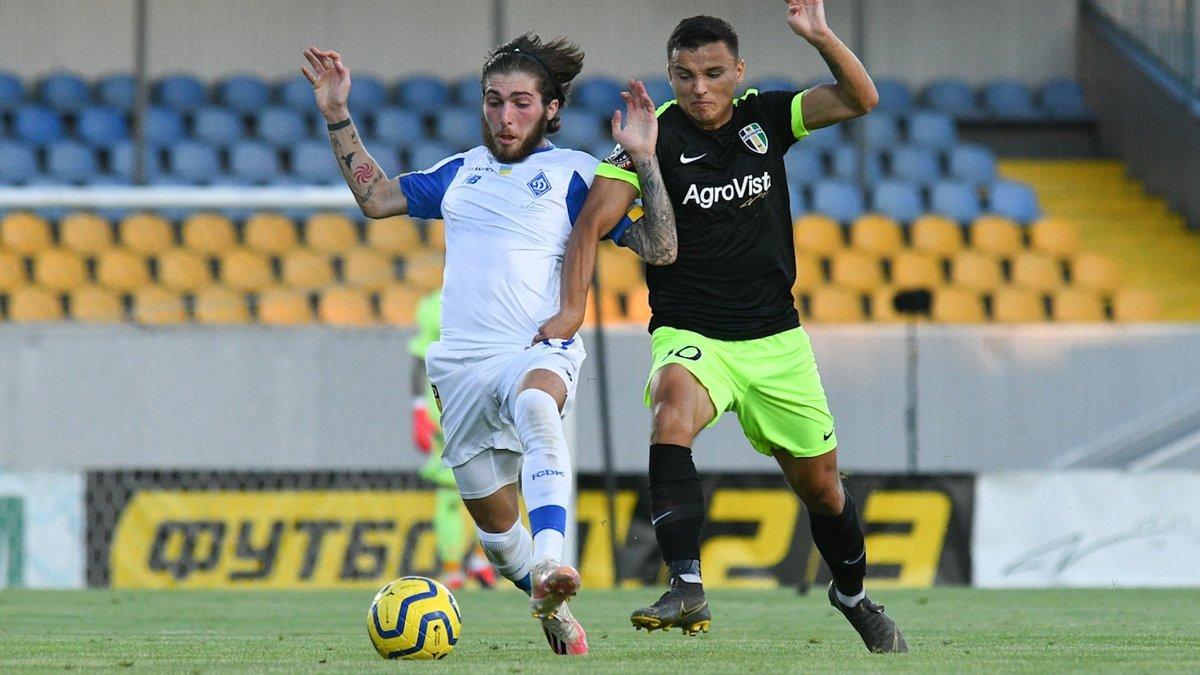 Цитаишвили и молодая звезда Шахтера вышли в следующий раунд Golden Boy-2020