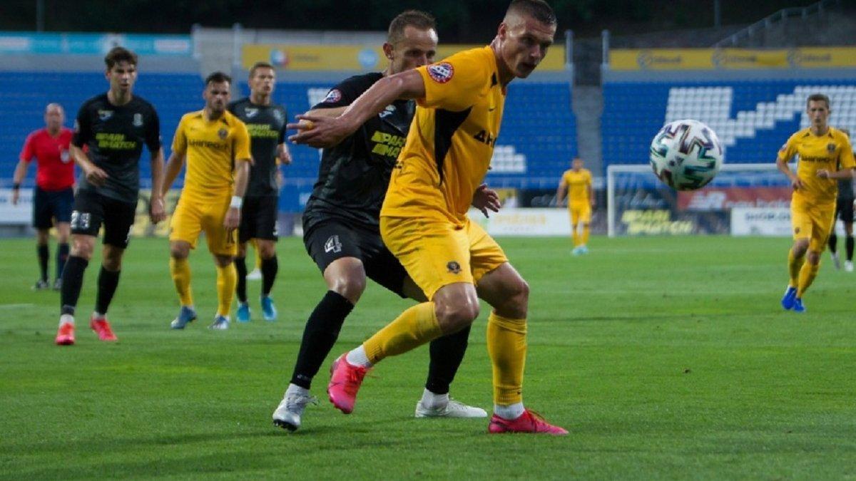 Хобленко оценил силу оппонента СК Днепр-1 в плей-офф УПЛ
