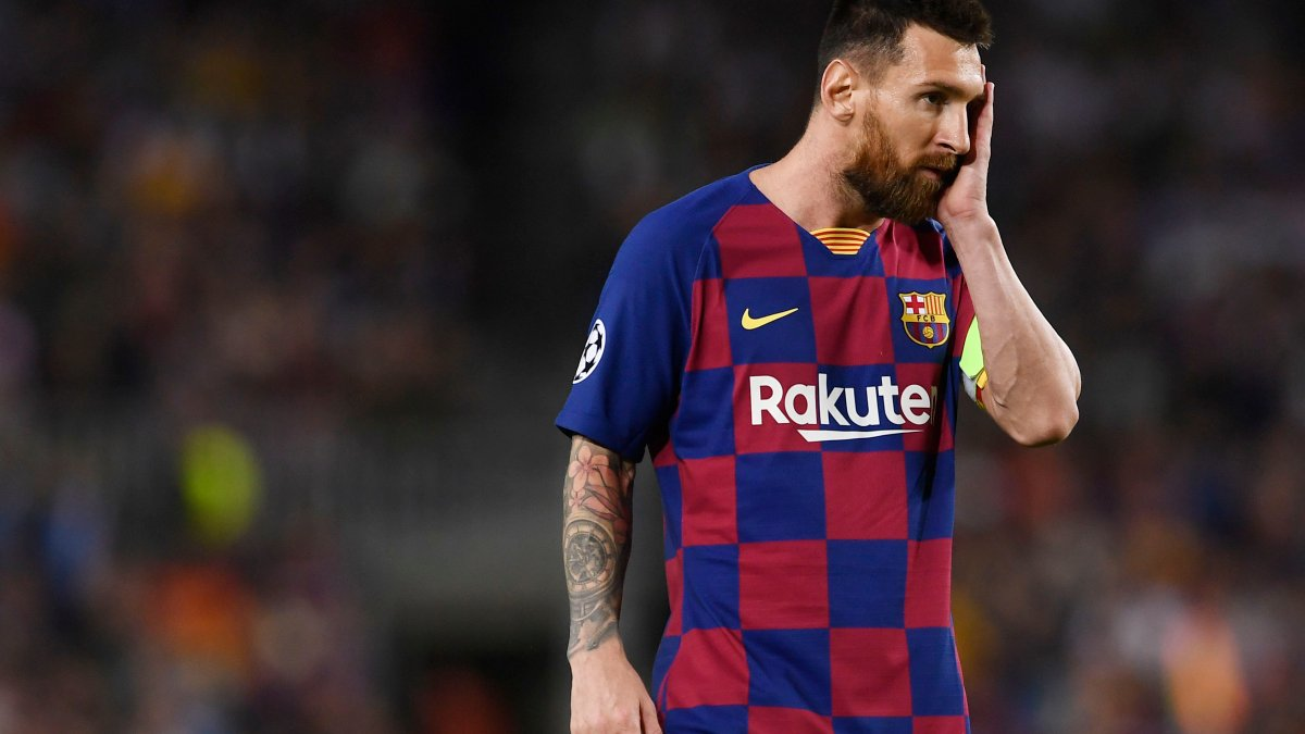 Барселона объявила жалкую заявку на последний тур Примеры – Месси опять не повезло