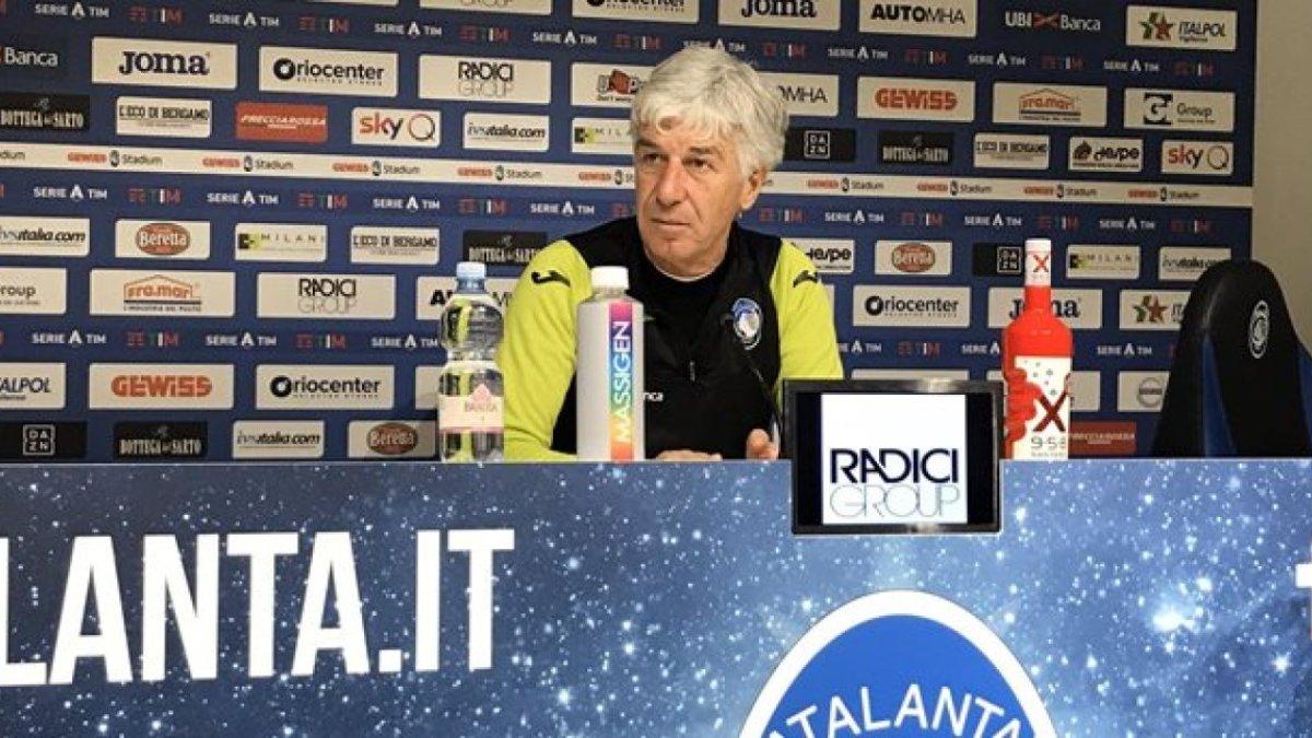 Гасперіні пояснив сенсаційну нічию Аталанти в матчі з Вероною