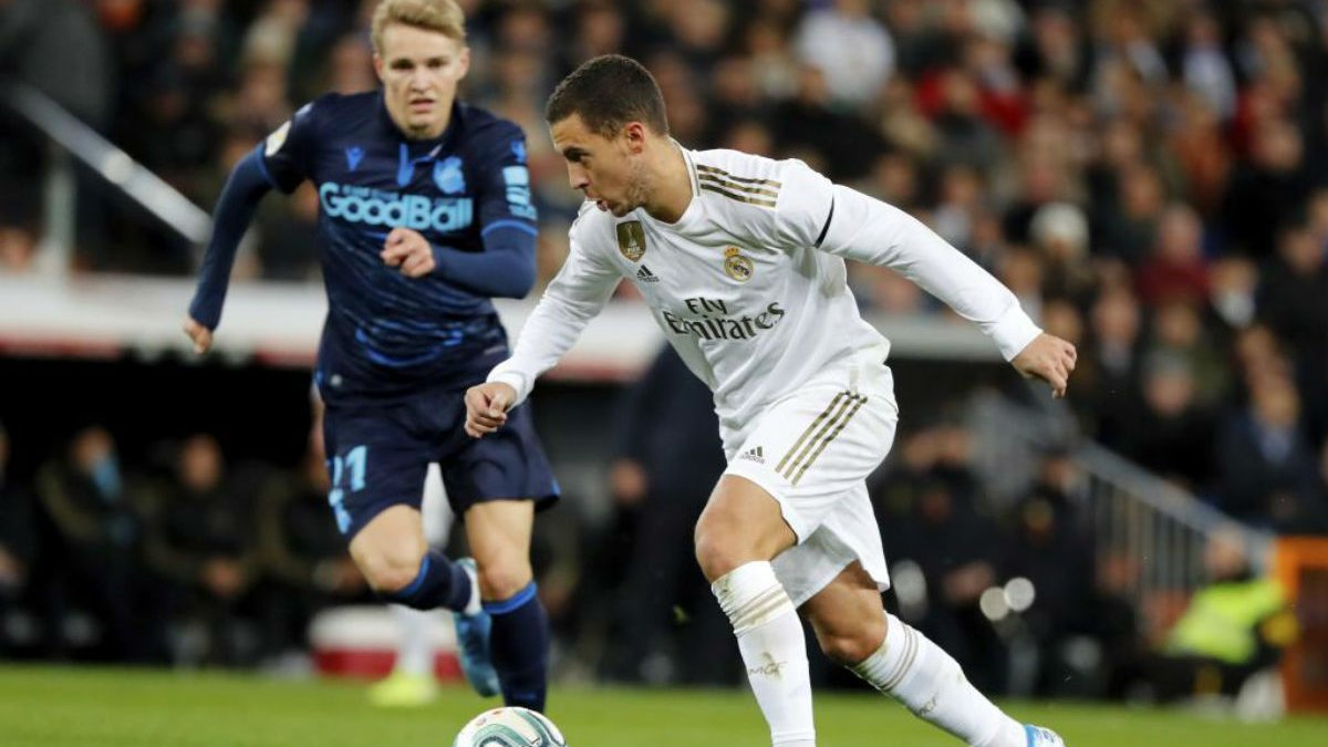 """""""Это худший сезон в моей карьере"""": Азар оценил первый год в составе Реала"""