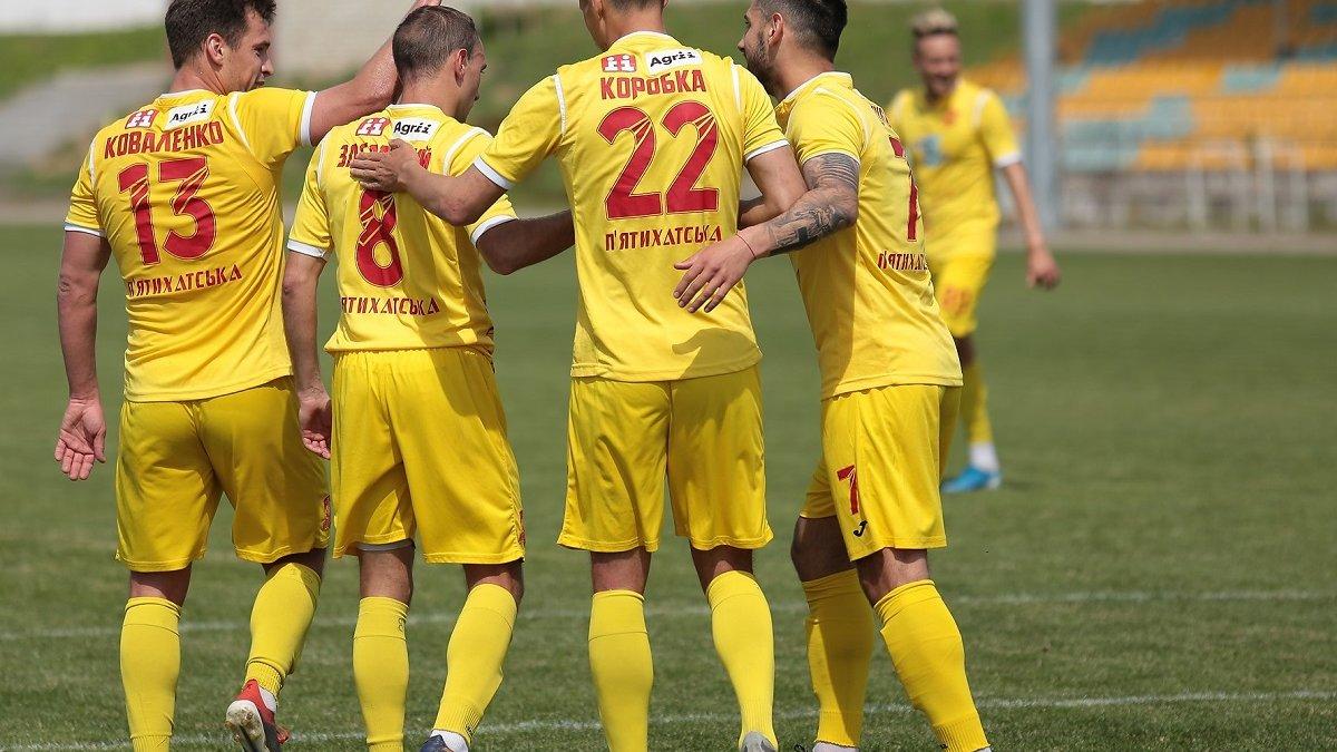 Первая лига: Ингулец остался на вершине, Волынь обыграла Металлист 1925 и поднялась в тройку, Черноморец забил 5 голов