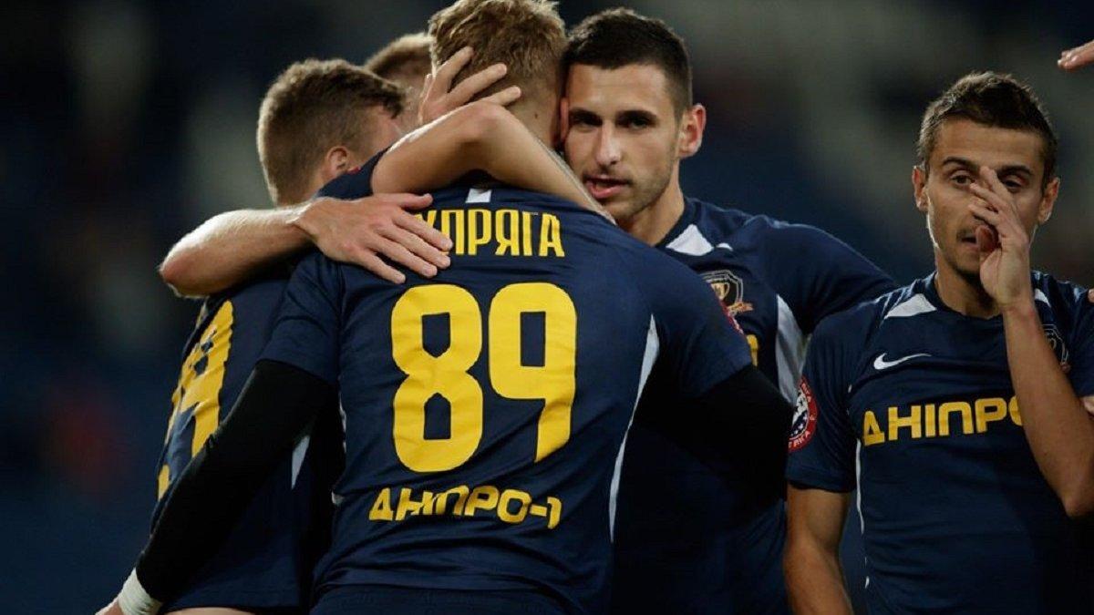 Дубль Супряги у відеоогляді матчу СК Дніпро-1 – Ворскла – 3:0