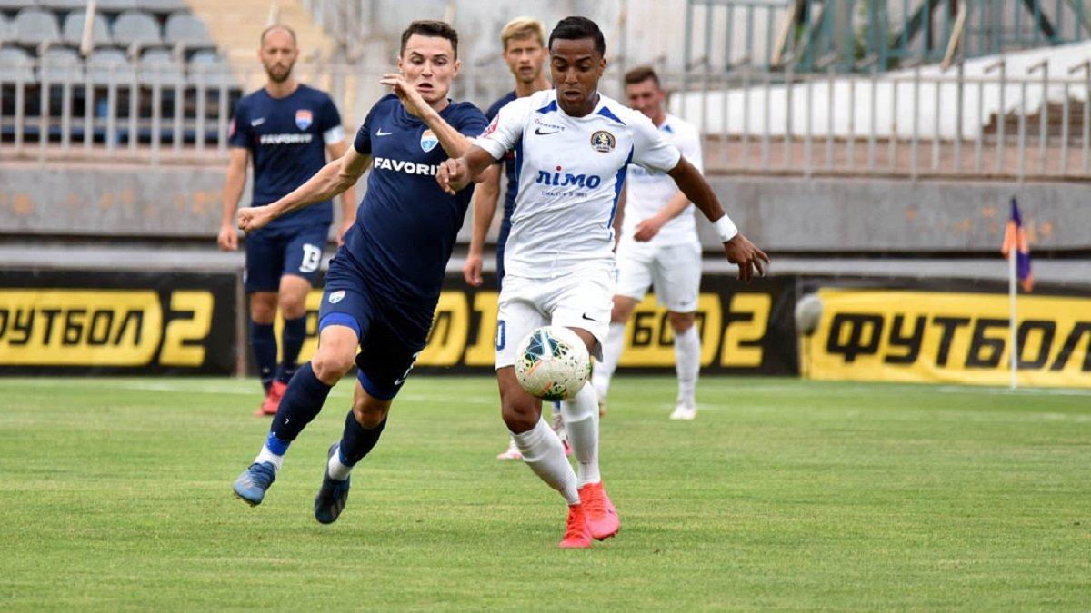 Львов – Мариуполь – 0:2 – видео голов и обзор матча