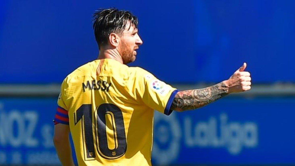 Мессі встановив історичний рекорд Ла Ліги
