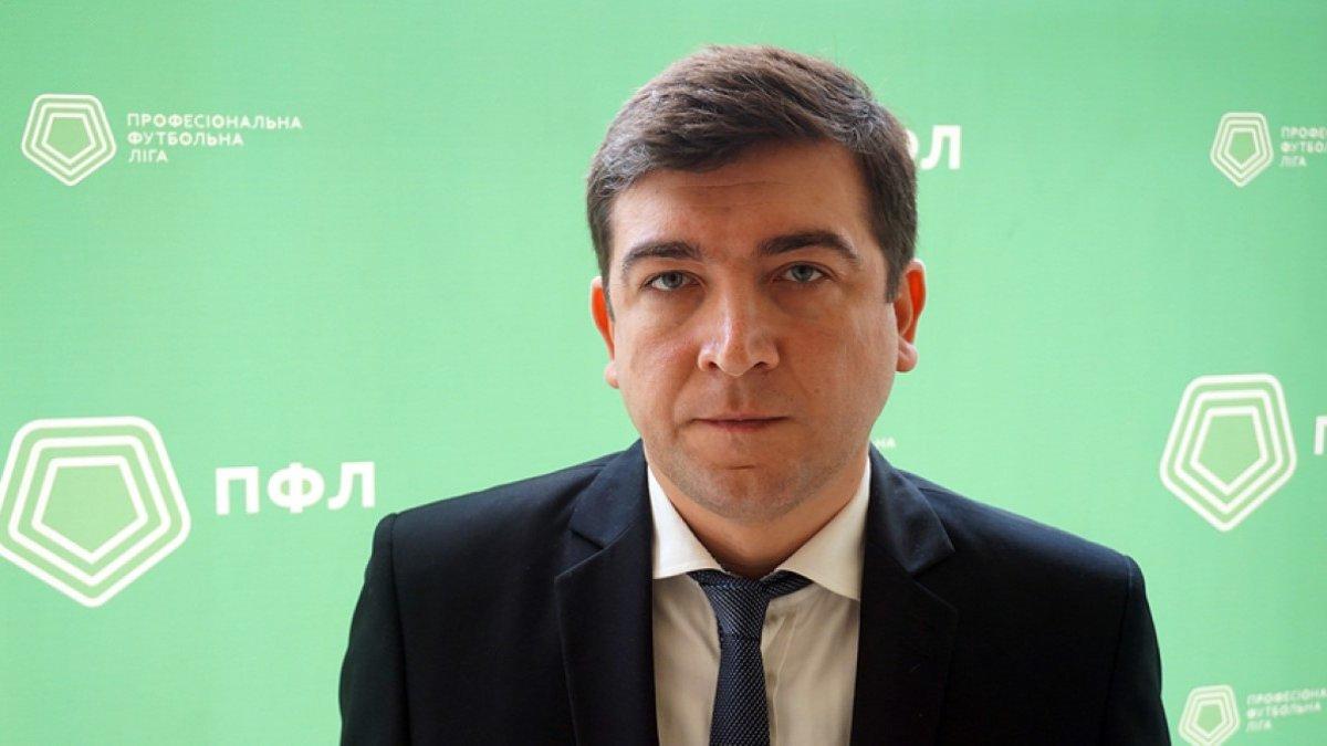 Макаров – про скандальне суддівство в матчі Першої ліги: За 10 років не бачив, щоб хтось так вбивав команду