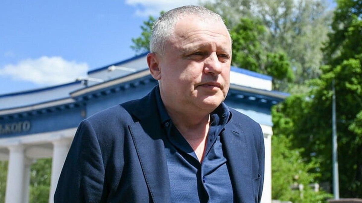 """Михайличенко хотів самостійно подати у відставку – ЗМІ натякає на """"підставу"""" від президента Динамо"""