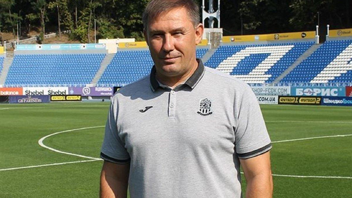 Олимпик официально назначил главного тренера