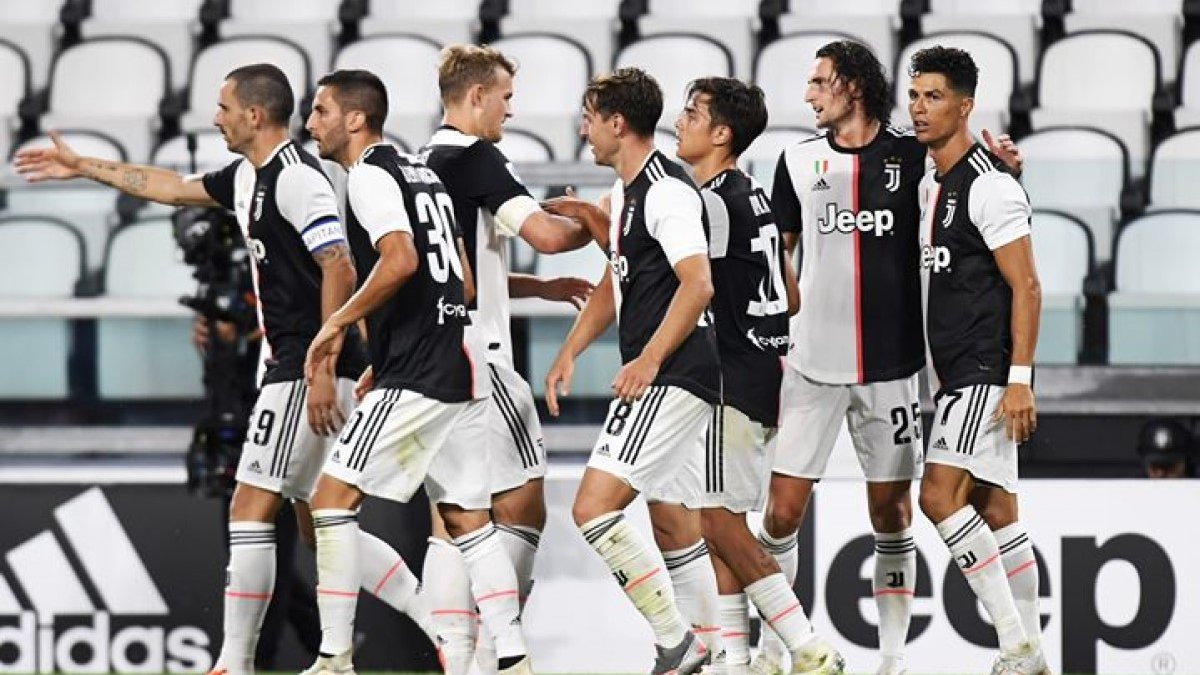 Рекорд Роналду в видеообзоре матча Ювентус – Лацио – 2:1