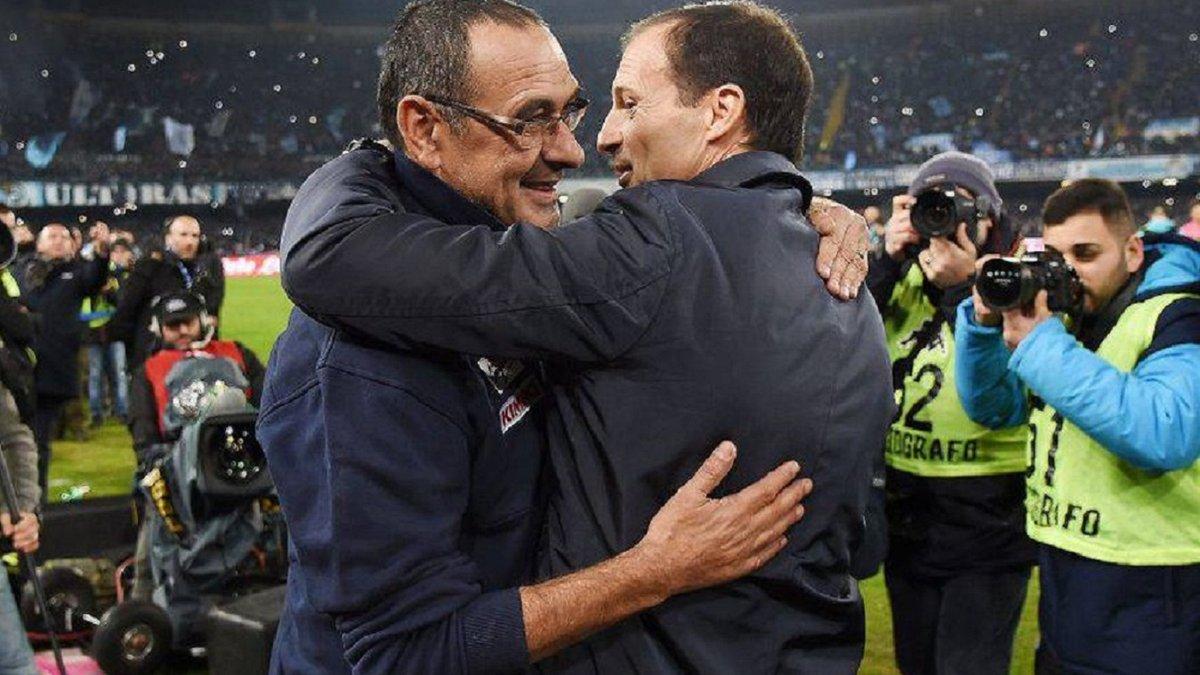 Ювентус визначився з головним тренером на наступний сезон – заява директора туринців