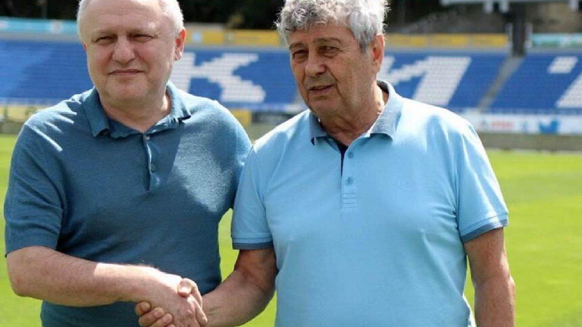 Динамо официально назначило Луческу новым главным тренером