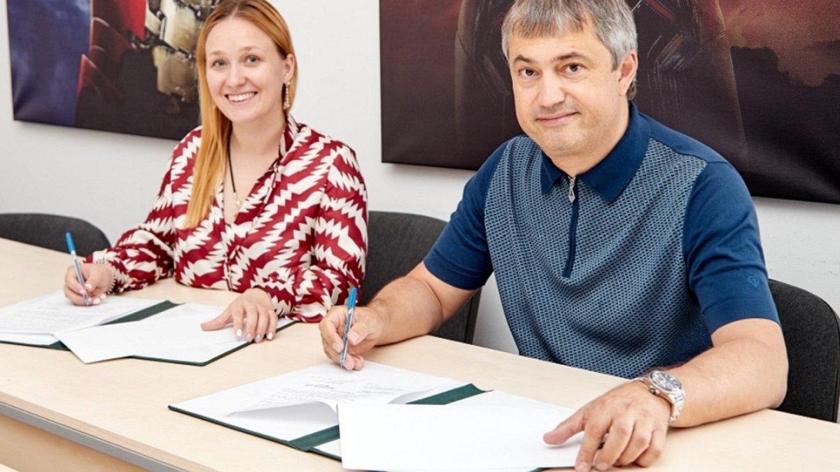 УАФ підписала меморандум з Мінцифрою