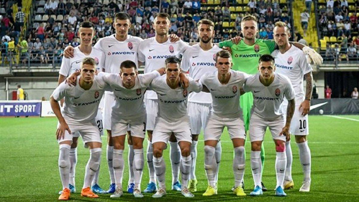 Заря определилась с домашним стадионом на групповой этап Лиги Европы