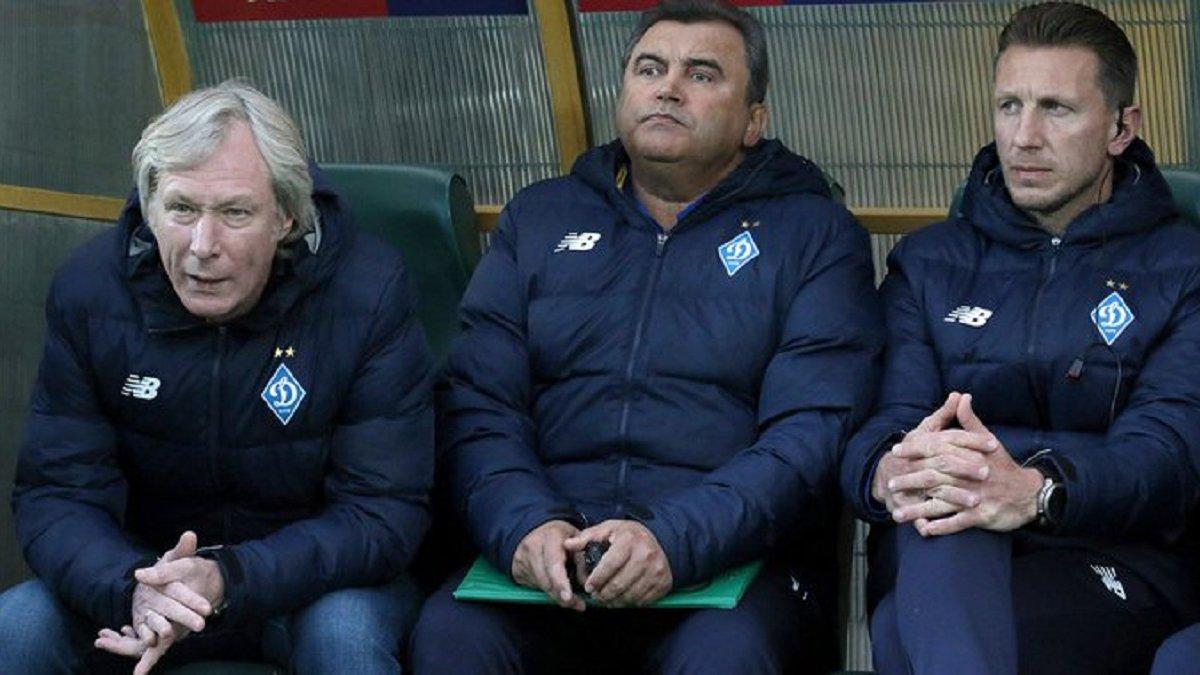 Сабо: Будь моя воля, я бы не трогал тренерский штаб Михайличенко