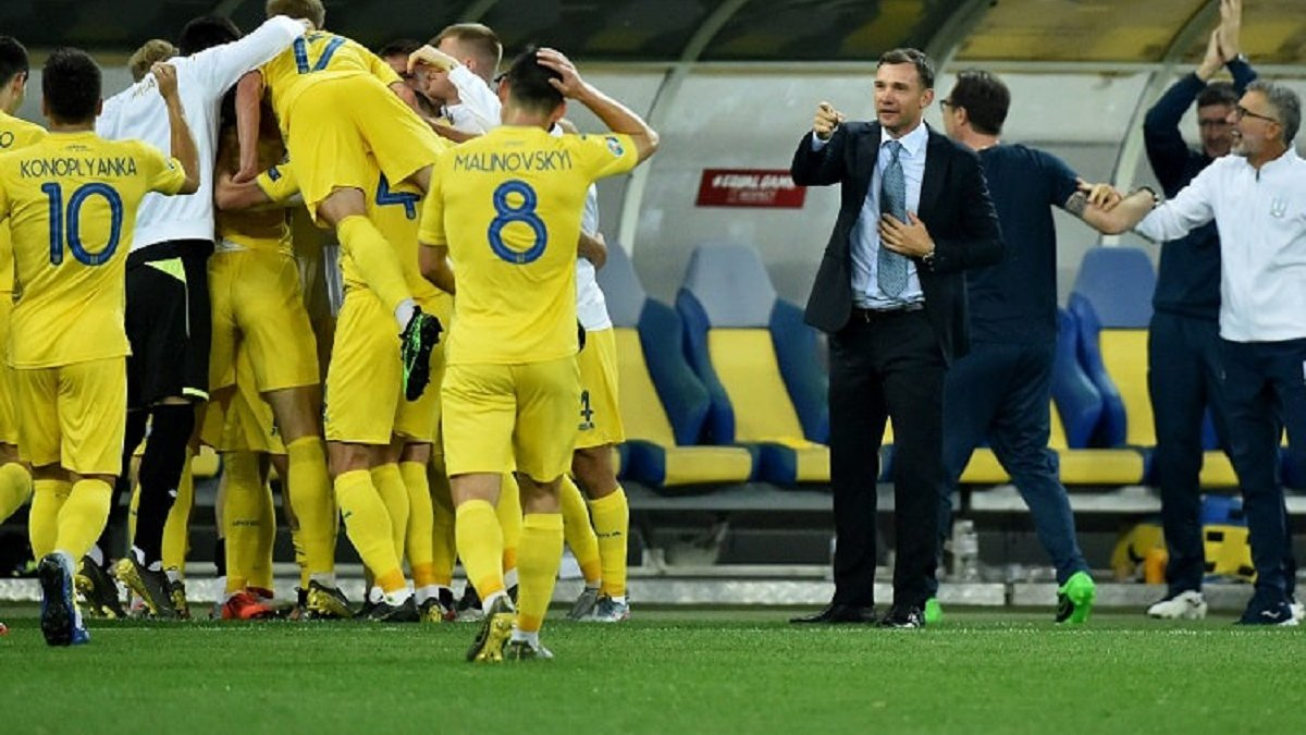 Швейцария – Украина: стало известно место проведения поединка Лиги наций