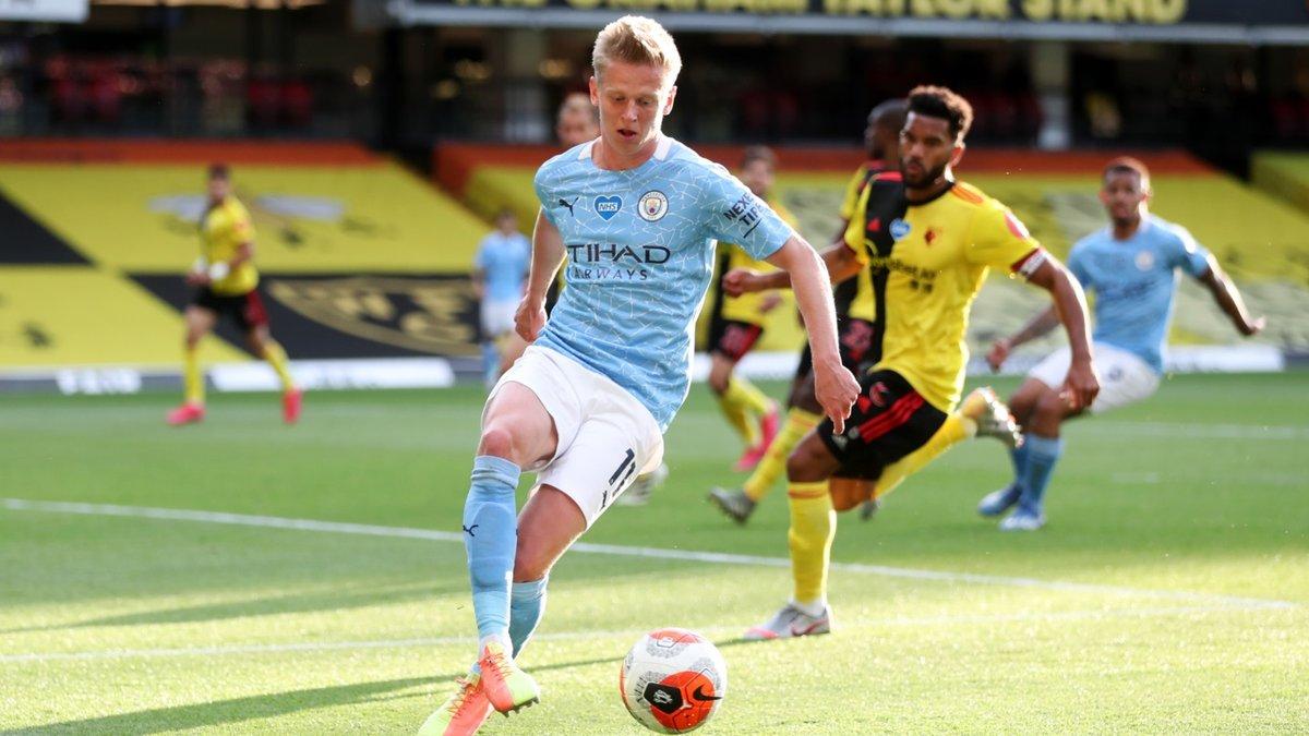 Зинченко и возможный трансфер из Манчестер Сити – испанский гранд ответил на слухи о заинтересованности в украинце