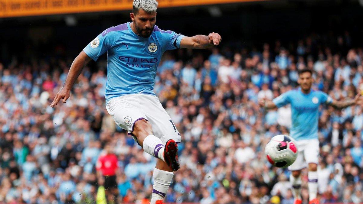 Манчестер Сіті – Реал: Агуеро тренується у посиленому режимі, аби відновитись до матчу Ліги чемпіонів