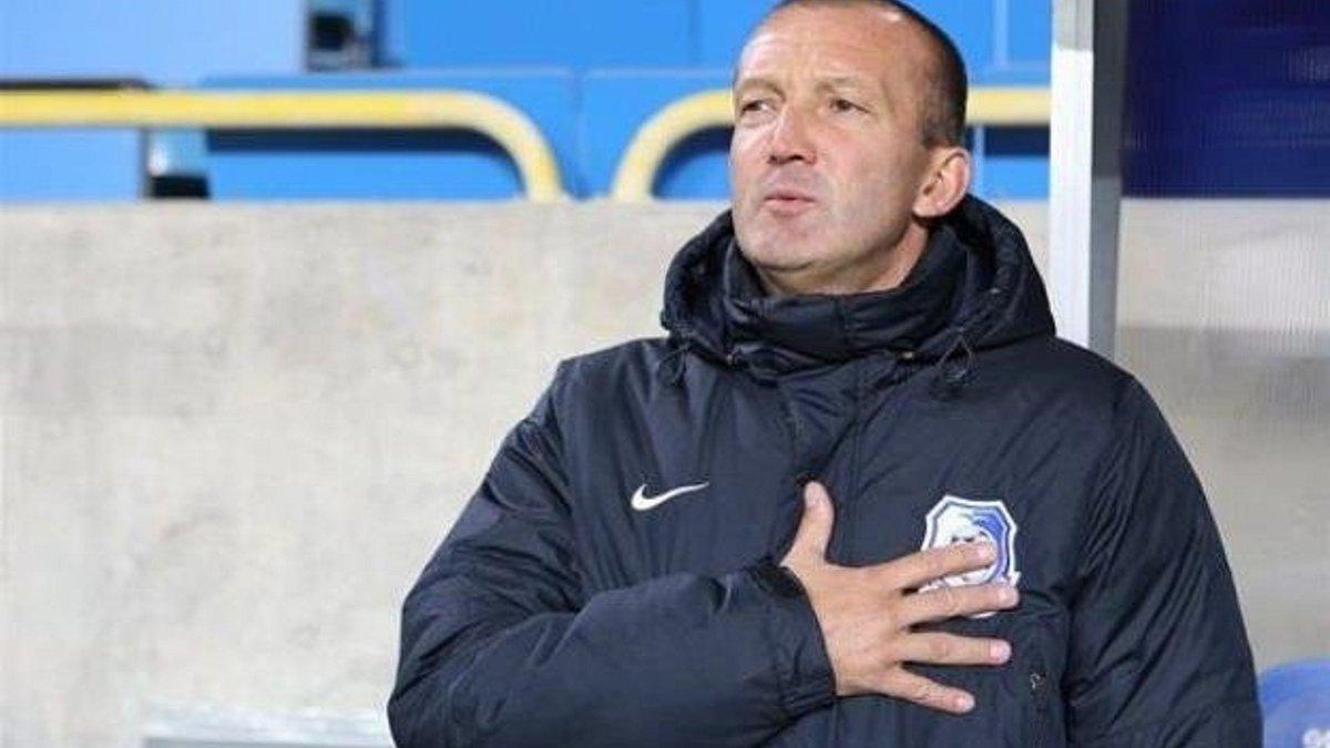 Григорчук не виключає свого повернення в Чорноморець, з яким творив сенсацію в Лізі Європи