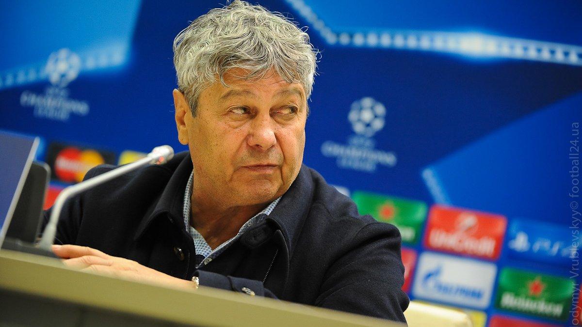 Луческу прокомментировал назначение в Динамо