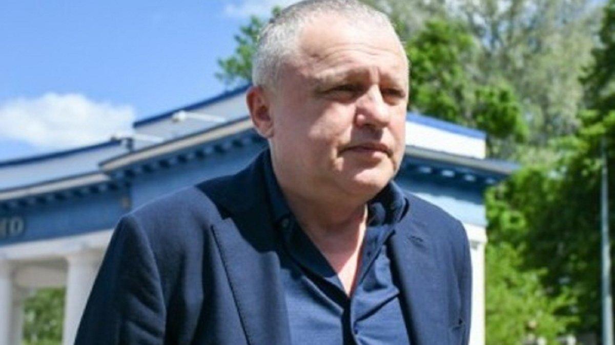 Суркіс поділився очікуваннями від роботи Луческу в Динамо