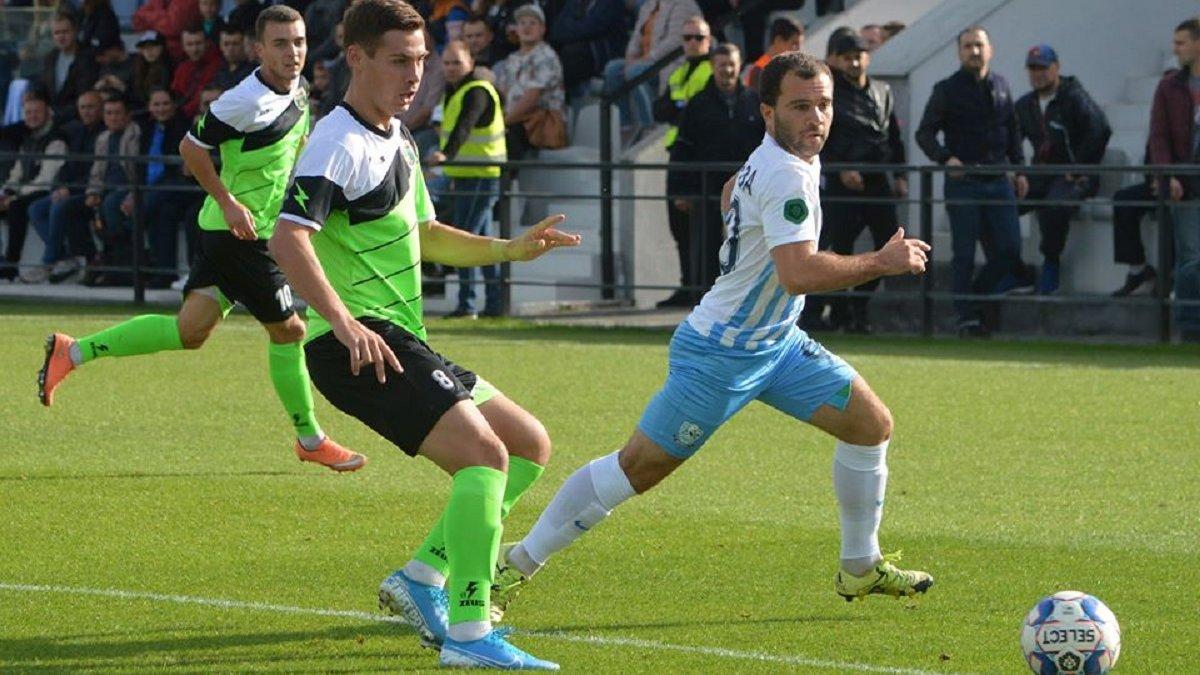 Черноморец отобрал очки в Ингульца, Минай унизил Черкащину в матче с восемью голами