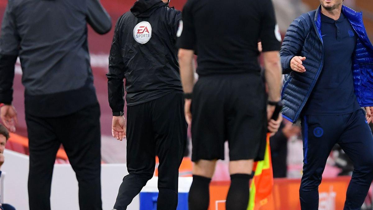 Лэмпард обматерил Клоппа во время матча – известна причина конфликта