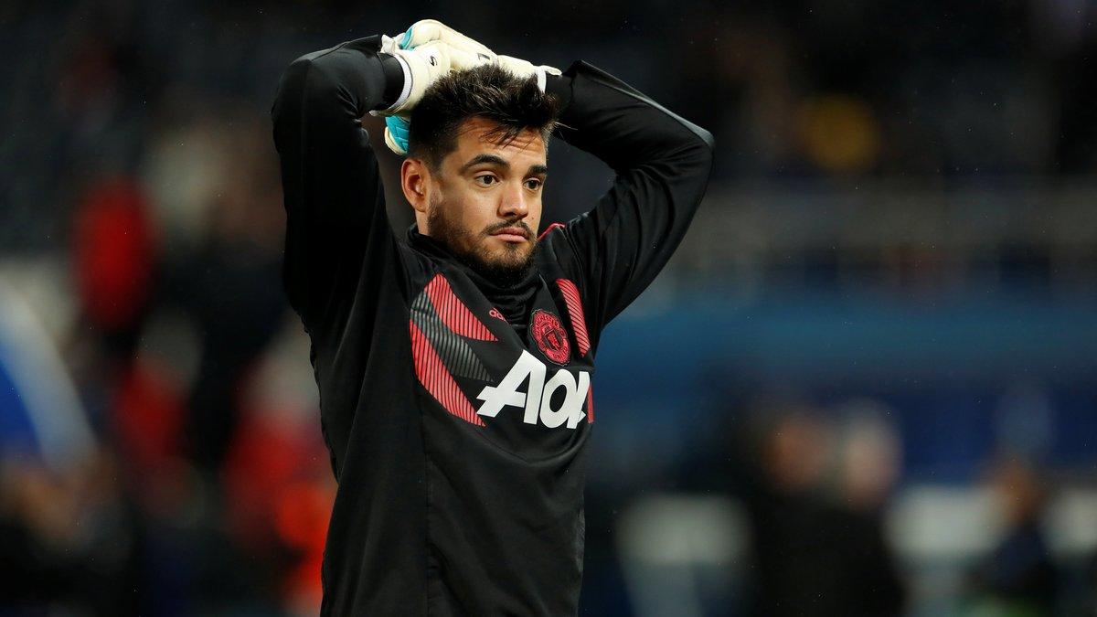 Ромеро прагне покинути Манчестер Юнайтед, – Metro