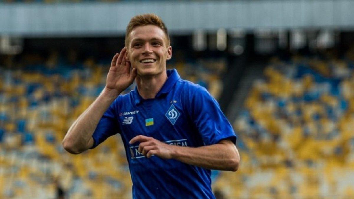 Цыганков стал лучшим игроком Динамо по версии InStat в сезоне 2019/20 – Сидорчук и Вербич в топ-3