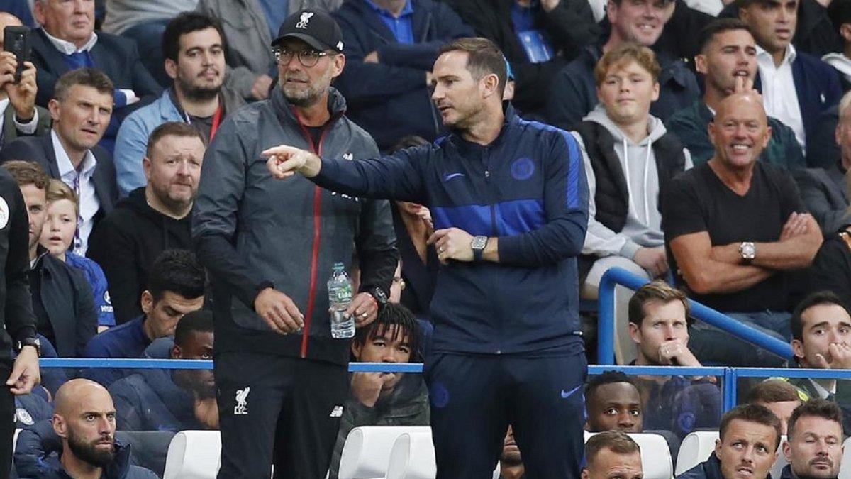 """""""Лемпарду потрібно засвоїти цей урок"""": Клопп поставив на місце тренера Челсі після гарячої сутички під час матчу"""