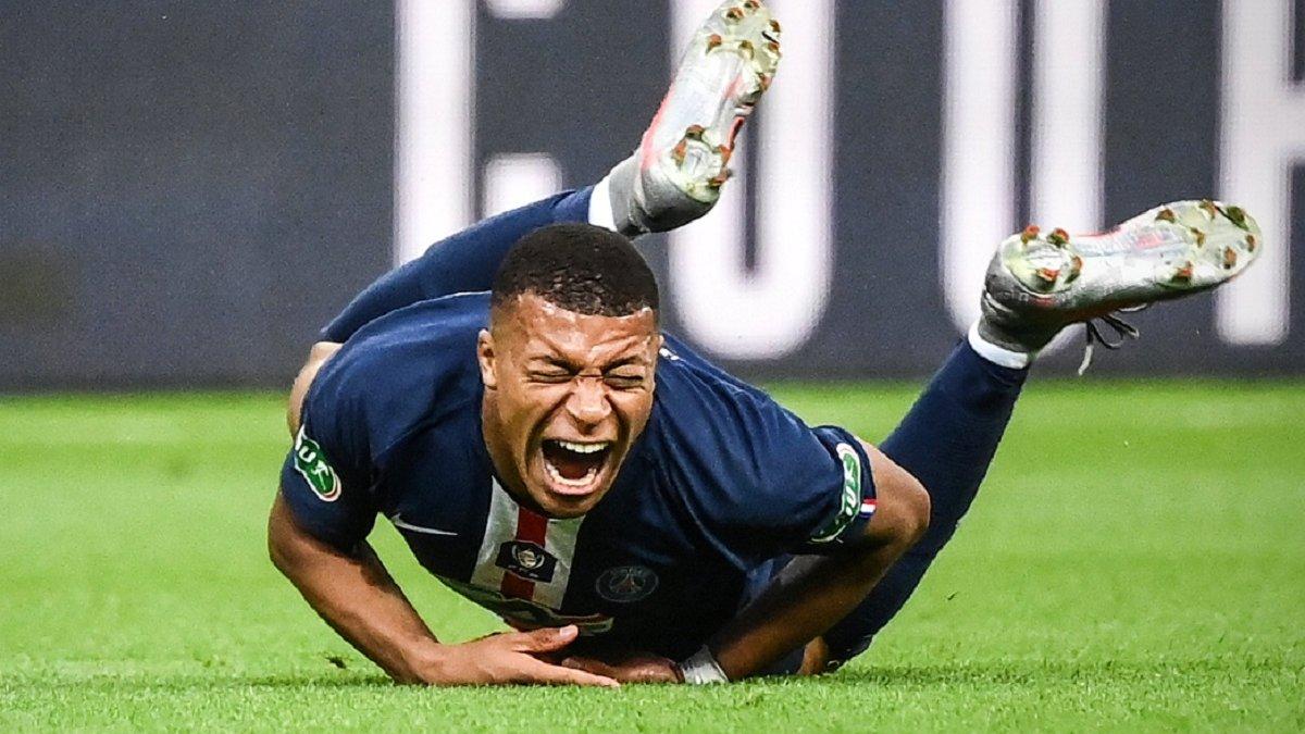 Тухель обеспокоен состоянием Мбаппе – матч против Аталанты в Лиге чемпионов уже через три недели