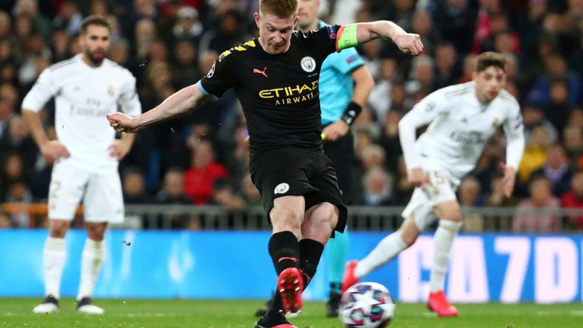 Манчестер Сити – Реал: правительство Великобритании дало согласие на проведение матча Лиги чемпионов