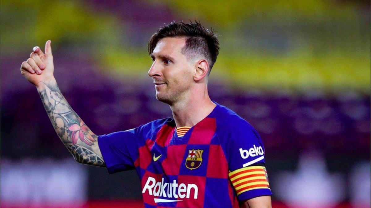Месси хочет видеть у руля Барселоны своего соотечественника