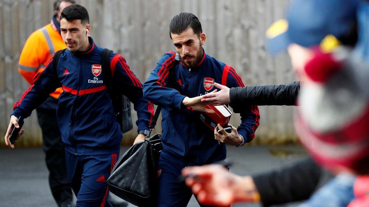 Манчестер Сити собрался перехватить Себальоса у Арсенала, – Express