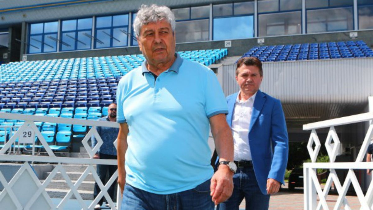 Луческу вернется в Украину раньше ради спаррингов молодежных команд Динамо
