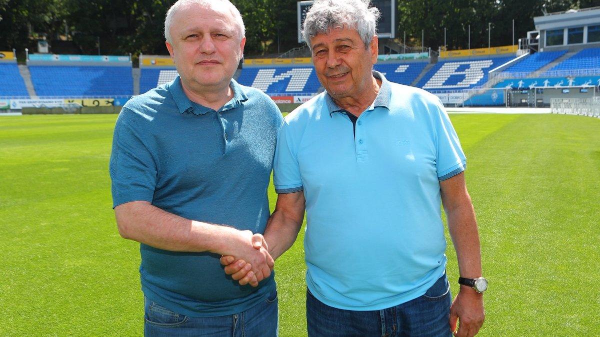 Динамо провело переговори з Луческу ще в травні, – Денисов