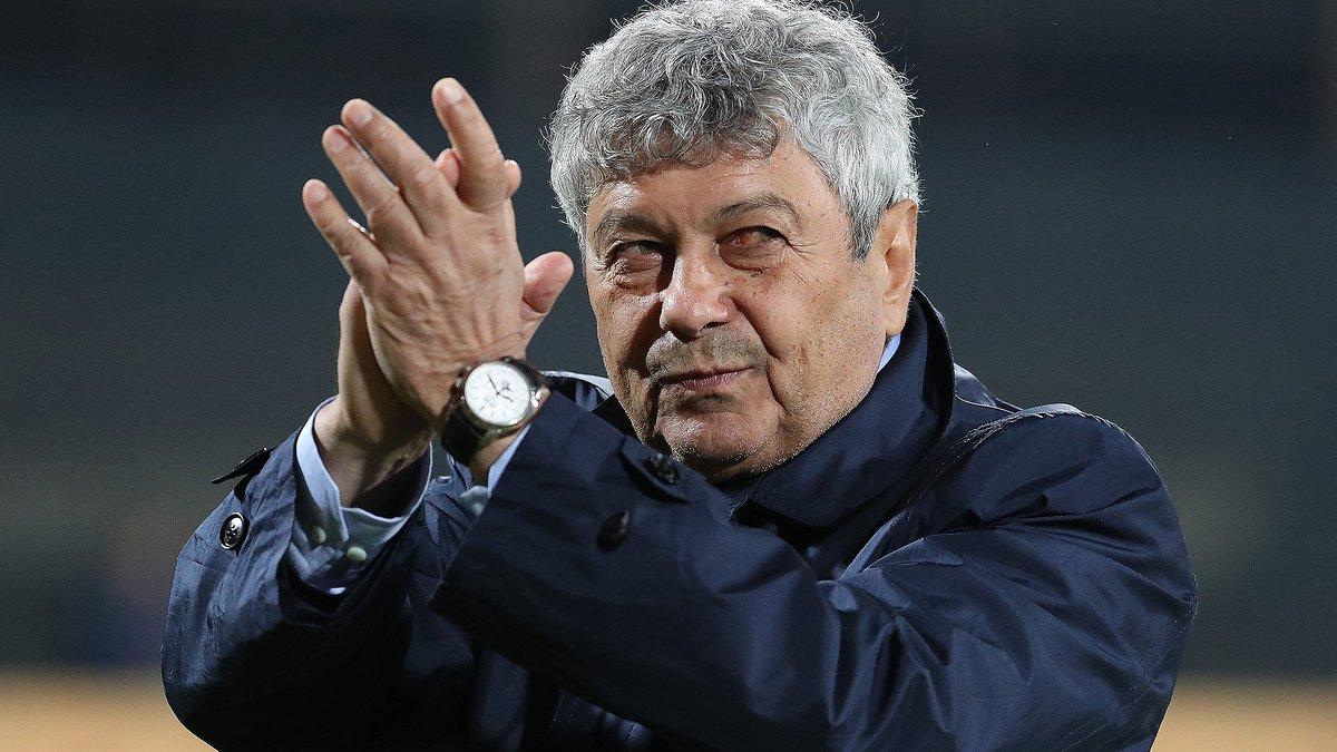 Луческу назвав причини своєї відставки з Динамо
