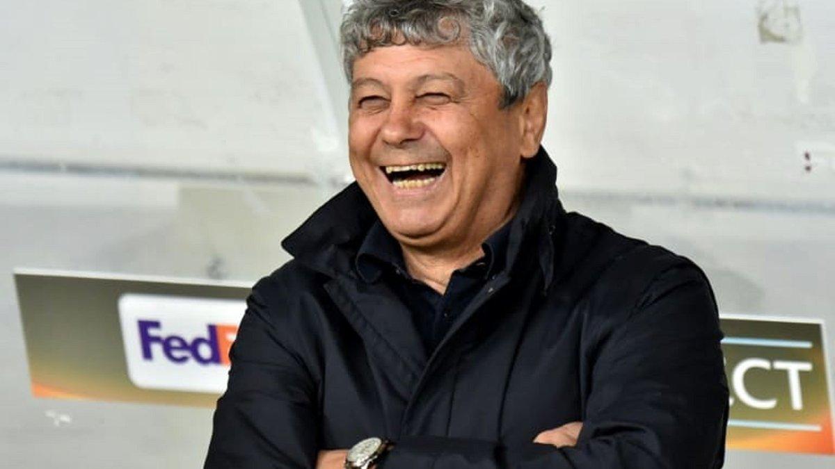 Вице-президент Динамо неоднозначно прокомментировал слухи об отставке Луческу