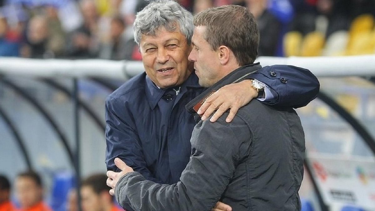 Луческу не был первым в списке кандидатов на пост тренера Динамо, – Цыганык