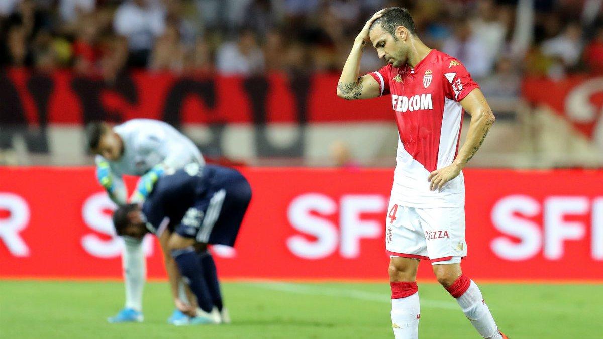 Сеск може перебратися в Катар – у Монако незадоволені грою зіркового іспанця
