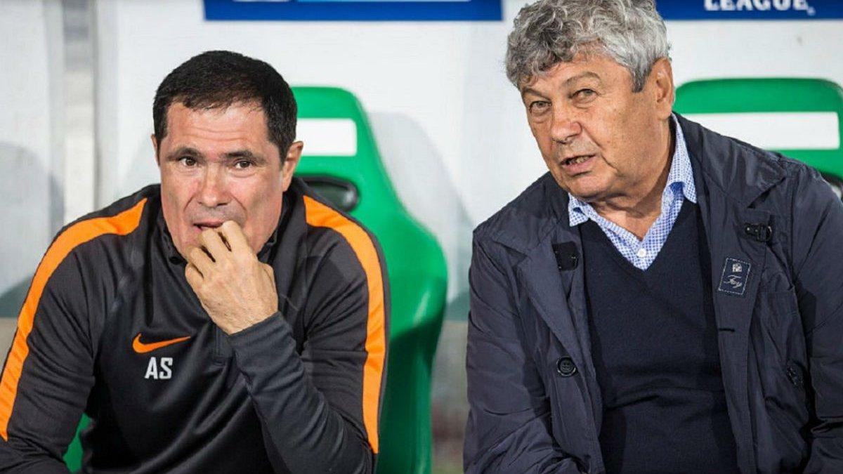 Луческу, ймовірно, шантажував Динамо чутками про відставку, – Бурбас