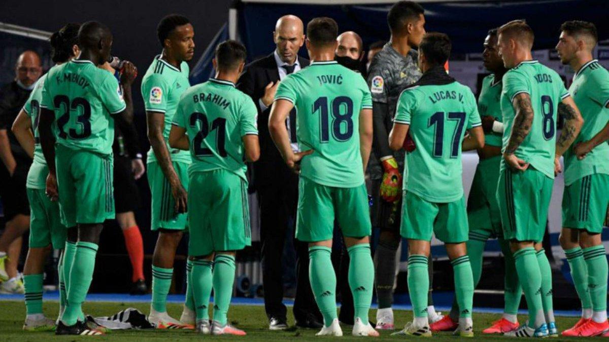 Форвард Реала заболел коронавирусом и не сыграет с Манчестер Сити в Лиге чемпионов