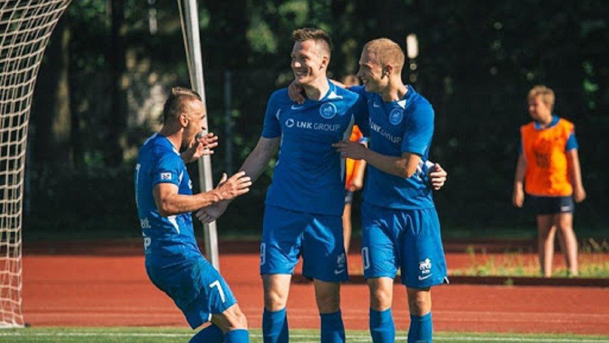 Бывший защитник Динамо присоединился к вице-чемпиону Латвии